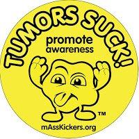 Tumors Suck Label