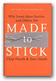 Made To Stick, book